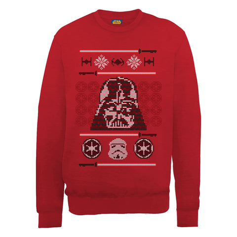 Star Wars - Darth Vader Christmas Sweatshirt