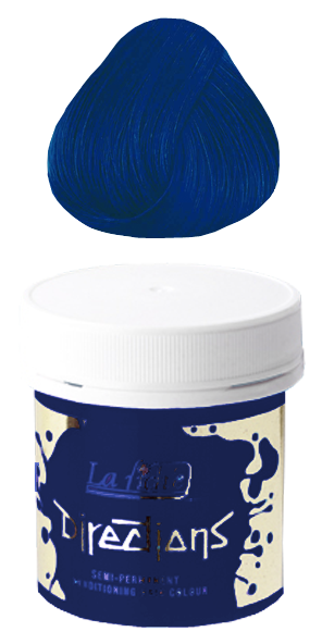 La Riche Directions Semi Permanent Hair Colour - Denim Blue
