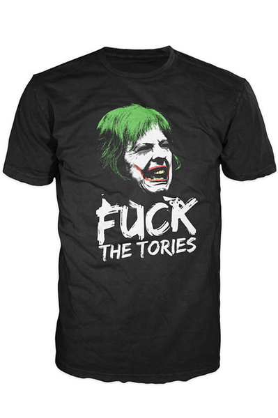 Fuck The Tories Tee