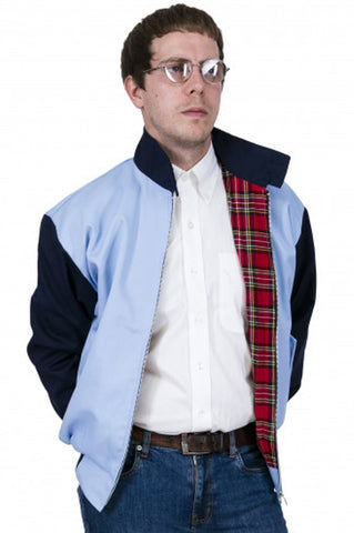 Relco London - Two-Tone Harrington Jacket