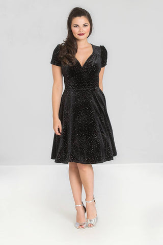 Hell Bunny - Glitterbelle Dress