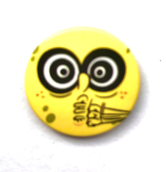 25mm Button Badge - Spongebob