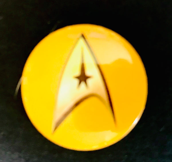 25mm Button Badge - Star Trek