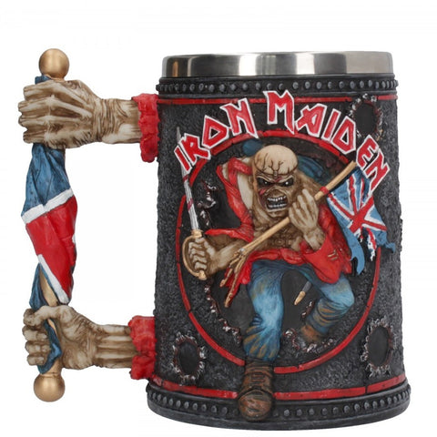 Nemesis Now - Iron Maiden Eddie Officially Licensed Tankard