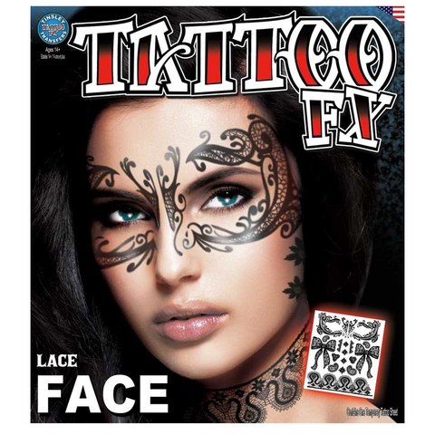 Tinsley Transfers - FX Tattoo Lace