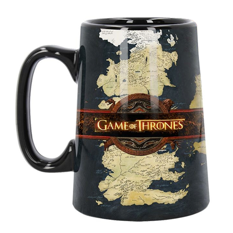 Nemesis Now - Ceramic Map Tankard Game of Thrones Official Merchandise