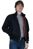 Relco London - Harrington Jacket Navy