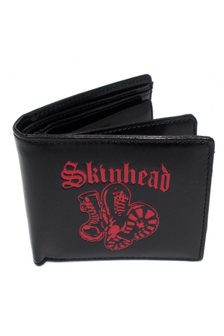 Warrior England -  Skinhead Stomp Wallet