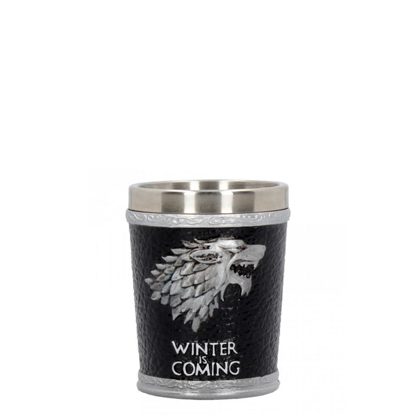 Nemesis Now - Winter Is Coming Shot Glass