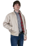 Relco London - Harrington Jacket Stone