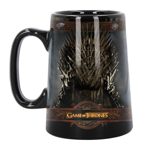 Nemesis Now - Ceramic Throne Tankard Game of Thrones Official Merchandise