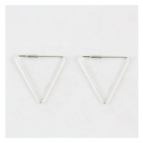 Kingsley Ryan - 20mm Triangle Hoops