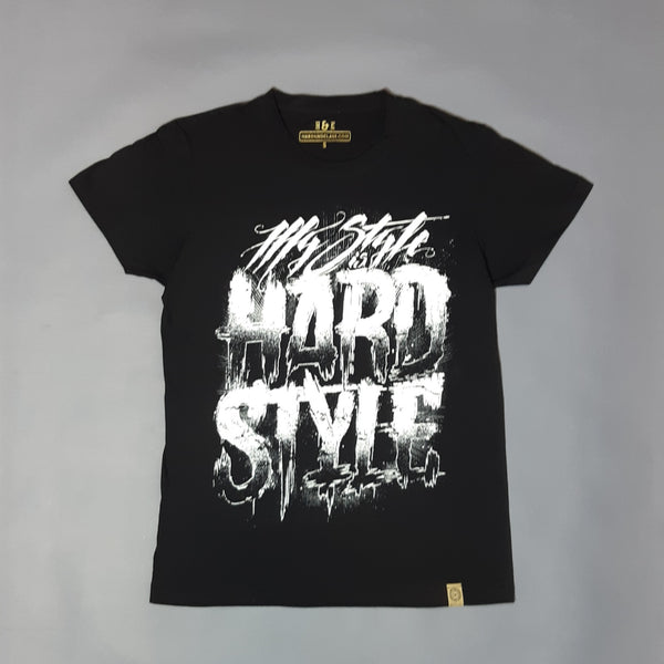 My Style Is Hardstyle - White Desing