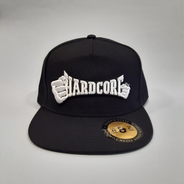 Snapback · Hardcore Embroidery