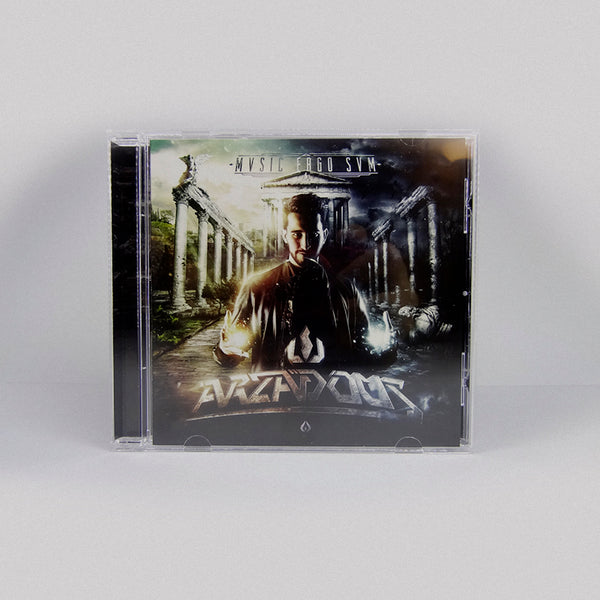 Arzadous -  MUSIC ERGO SUM - ALBUM CD