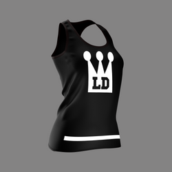 Tank Top · The Crown by Lady Dammage