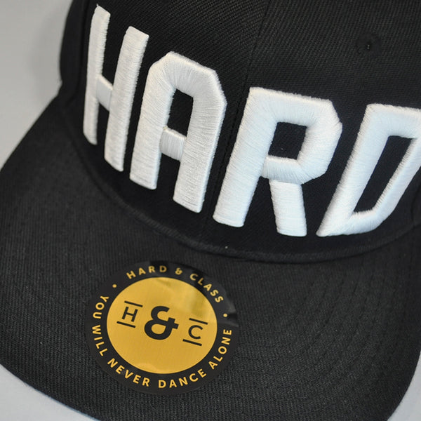 Snapback Cap - Hard Embroidery