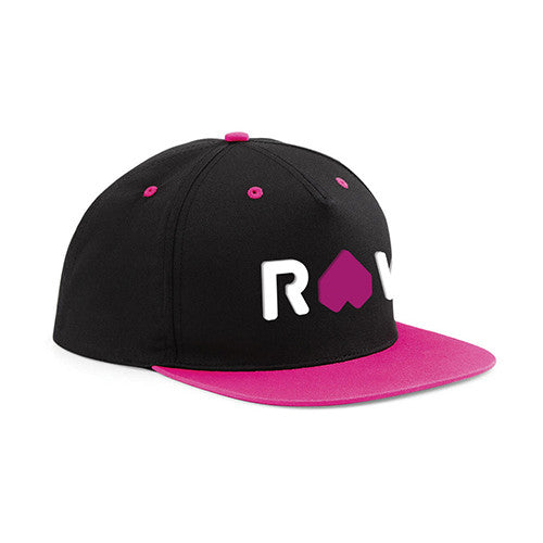 Pink RAW lover cap
