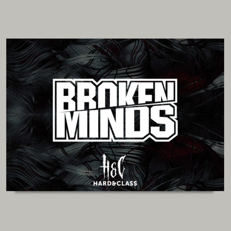 Flag - Broken Minds