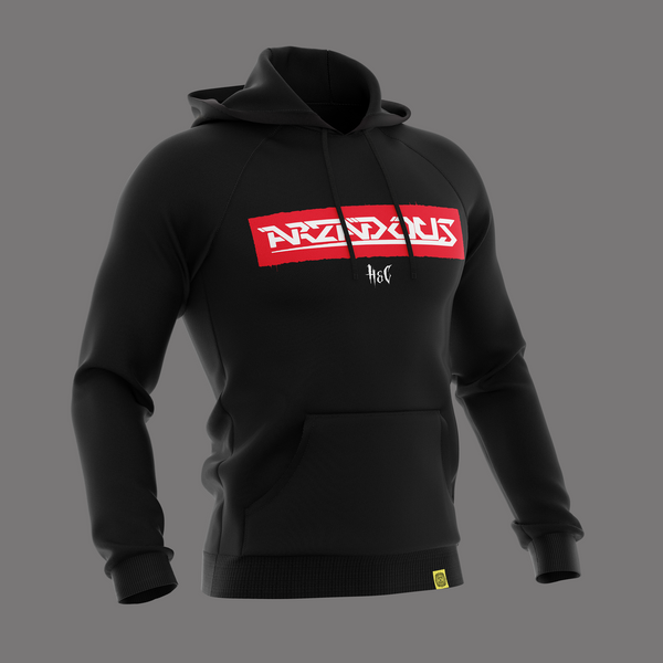 Arzadous · Exclusive Hoodie Red