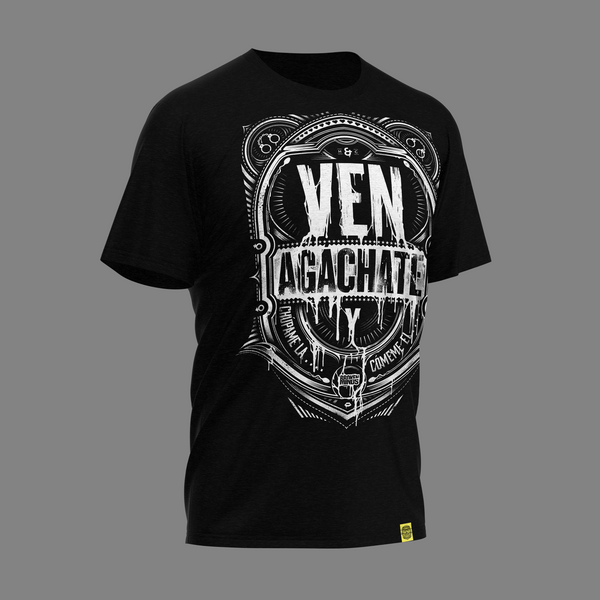 T-Shirt · Ven agachate... By Broken Minds