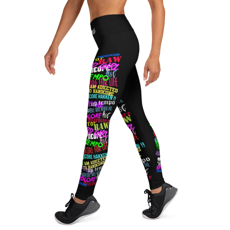 Leggings Hardcore