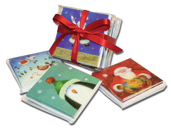 Mini Bumper Box - nativitycards