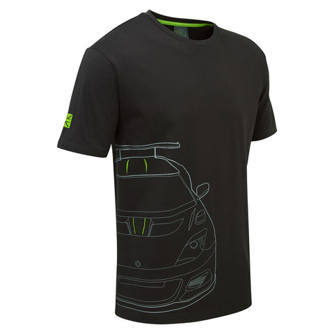 NEW Car T-Shirt - Lotus Lifestyle Collection