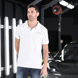 NEW White Poloshirt