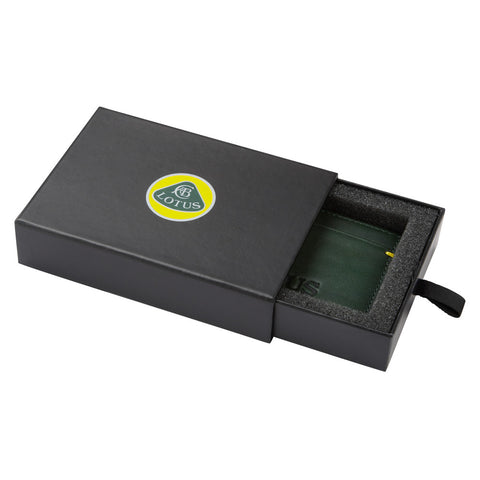 Leather Card Holder - Lotus Lifestyle Collection