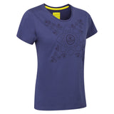 Ladies Print T-Shirt - Lotus Lifestyle Collection