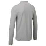 Long Sleeved Polo - Lotus Lifestyle Collection