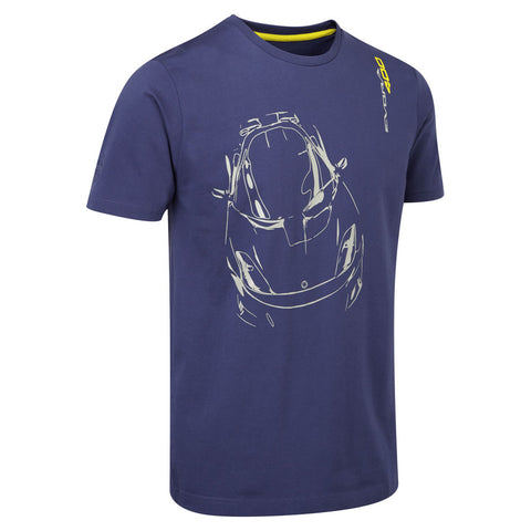 Evora T-Shirt - Lotus Lifestyle Collection - Mens Top - Sportscars