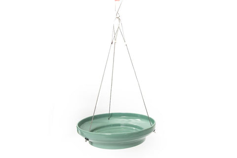 CJ Wildlife Vesi Green Hanging Water Dish