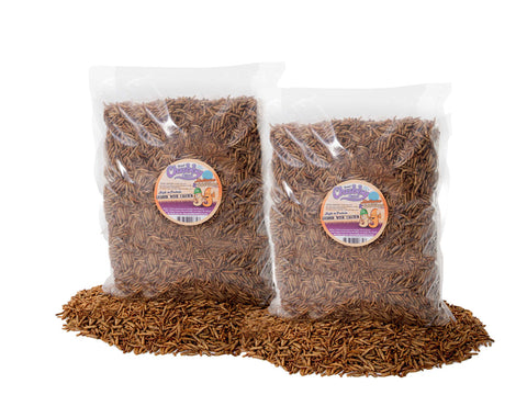 12.6Kg Chubby Dried Mixes (Mealworms & Calci Worms)