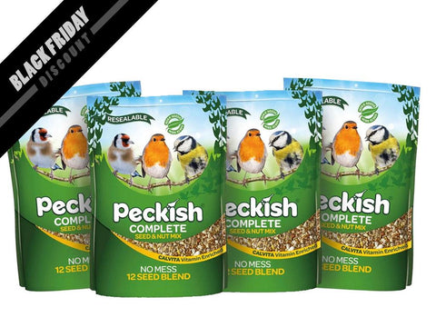 Peckish Complete Seed & Nut Mix 20kg