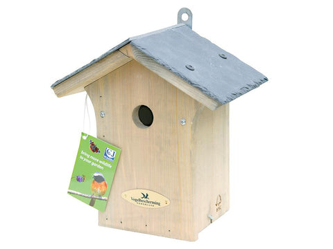 CJ Wildlife Portland Slate 28mm Nest Box