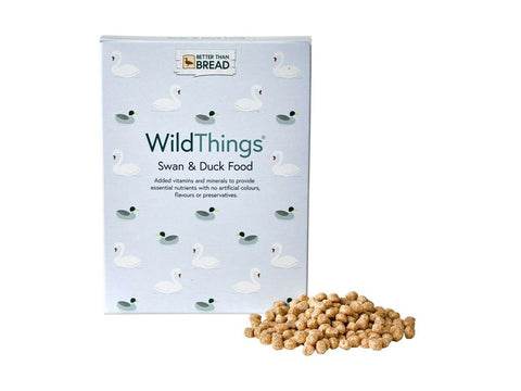 Wildthings Swan and Duck Food 175g