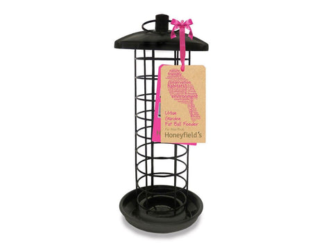 Honeyfields Urban Garden Fat Ball Feeder Medium