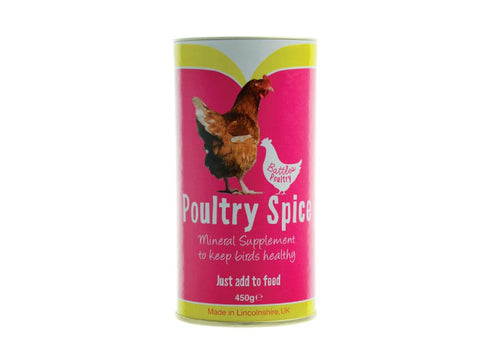 Battles Poultry Spice Mineral Supplement 450g