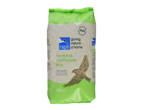 RSPB No Mess Mix 900g