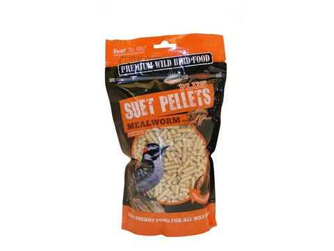Suet to Go Pellets - Mealworm 550g