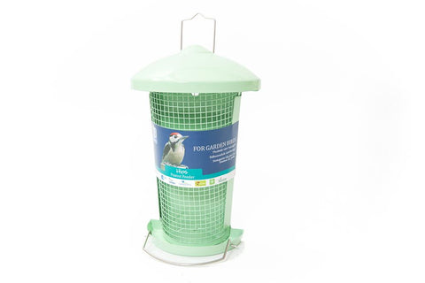 CJ Wildlife Hios Mint Green Peanut Feeder