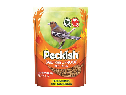 Peckish Squirrel Proof Wild Bird Food