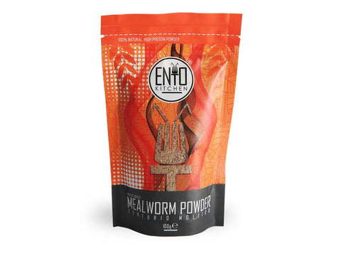 100g Edible Mealworm Protein Powder