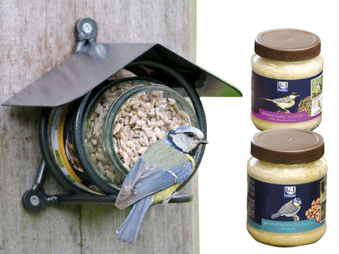 CJ Wildlife Peanut Butter & Feeder Combo Deal