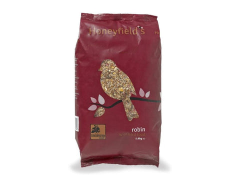 Honeyfields Robin Wild Bird Feed Mix 1.6kg