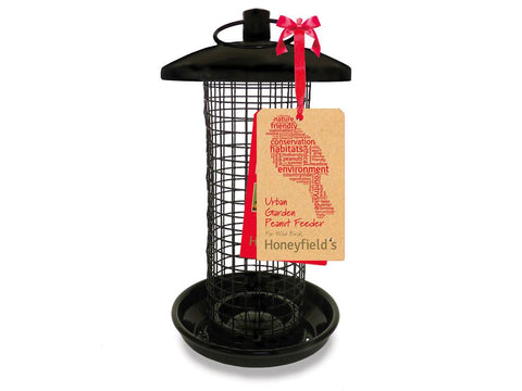 Honeyfields Urban Garden Peanut Feeder Medium