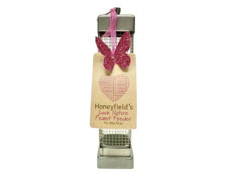 Honeyfields Love Nature Peanut Feeder