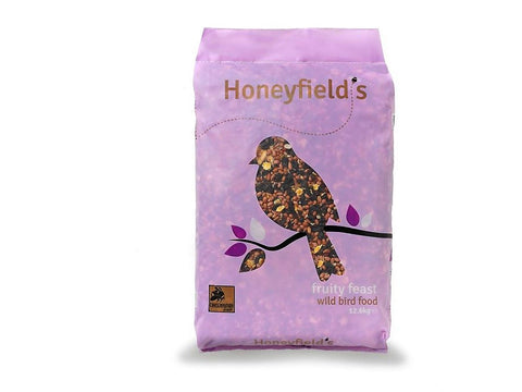Chubby's Wild Bird Seed - Honeyfield's Fruity Feast 12.6Kg